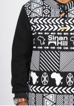 "Sweat capuche Sinan Hill ""Afrika"""