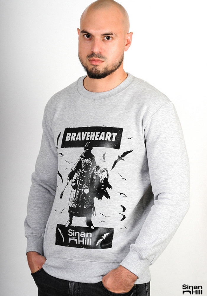"Sweat Sinan Hill ""braveheart"""