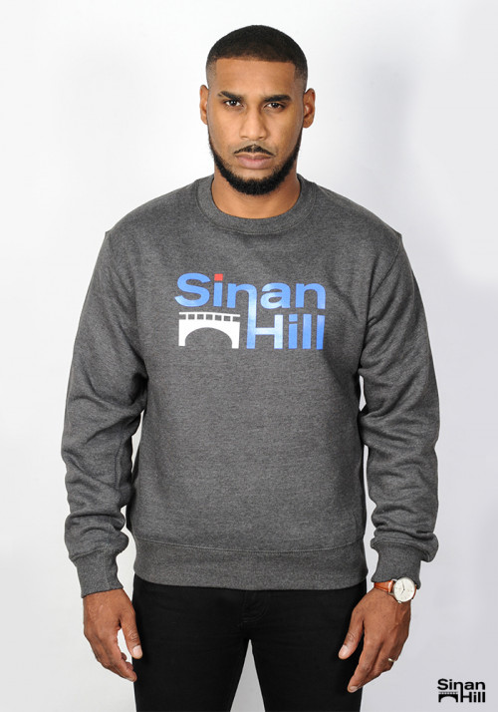 "Sweat crewneck Sinan Hill ""Mbappé"""