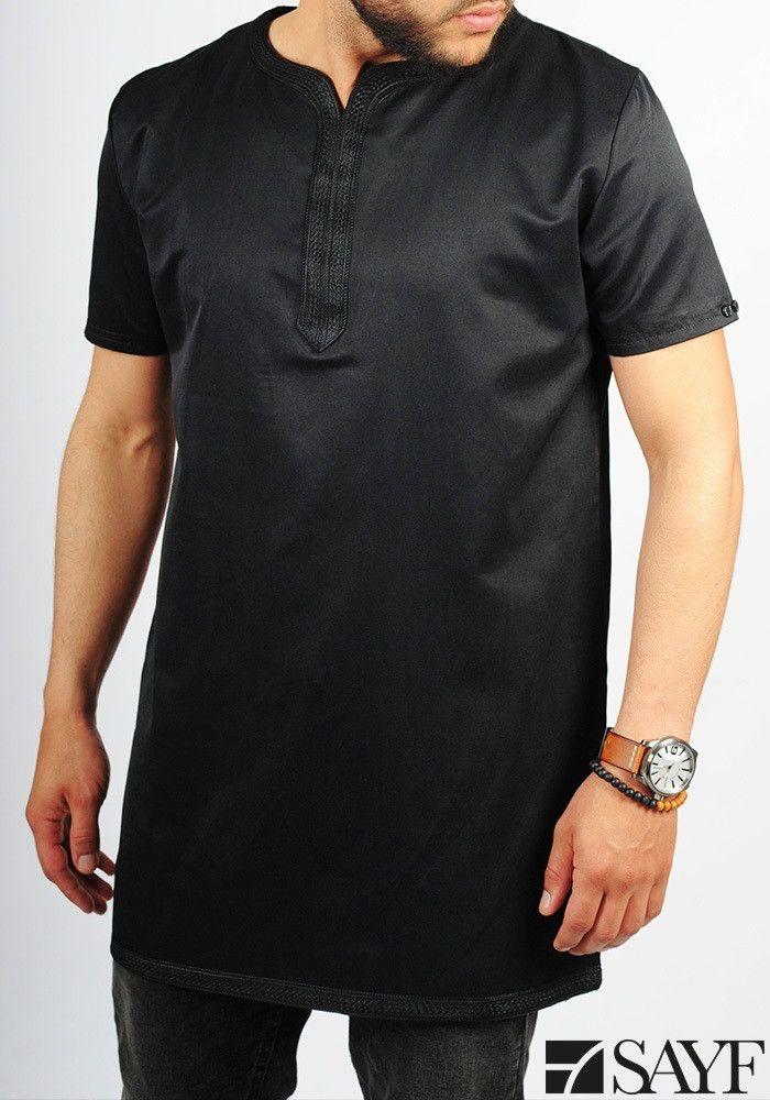 T-shirt sfifa noir