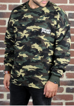 "Sweat oversize Sinan Hill ""Brooklyn"""