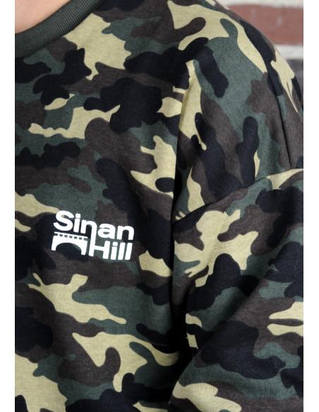"Sweat oversize Sinan Hill ""Brooklyn"""