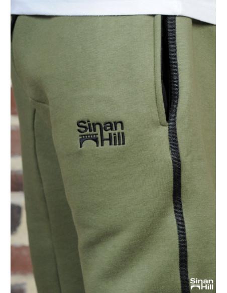 Sarouel jogging SINAN HILL super kaki