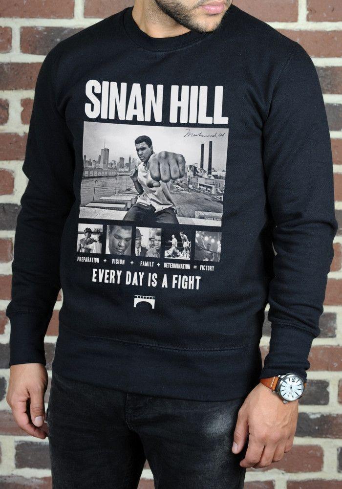 Sweat SINAN HILL Mohamed Ali