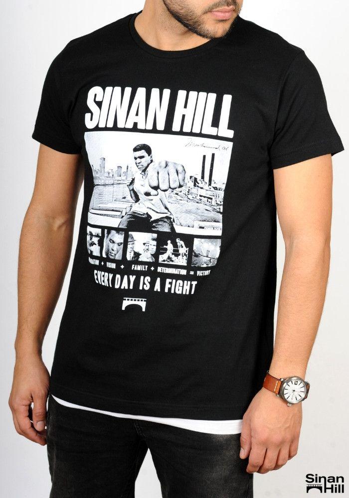 """T-shirt """"Mohamed Ali"""" Sinan Hill"""