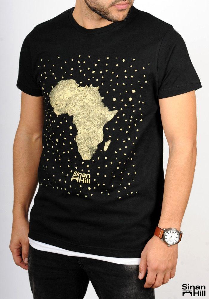 """T-shirt Sinan Hill """"Pépite de sable"""""""