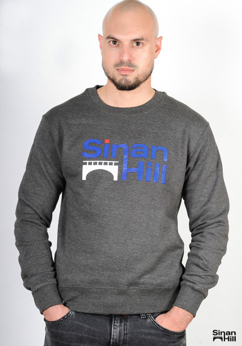 "Sweat crewneck Sinan Hill ""Mbappé"""