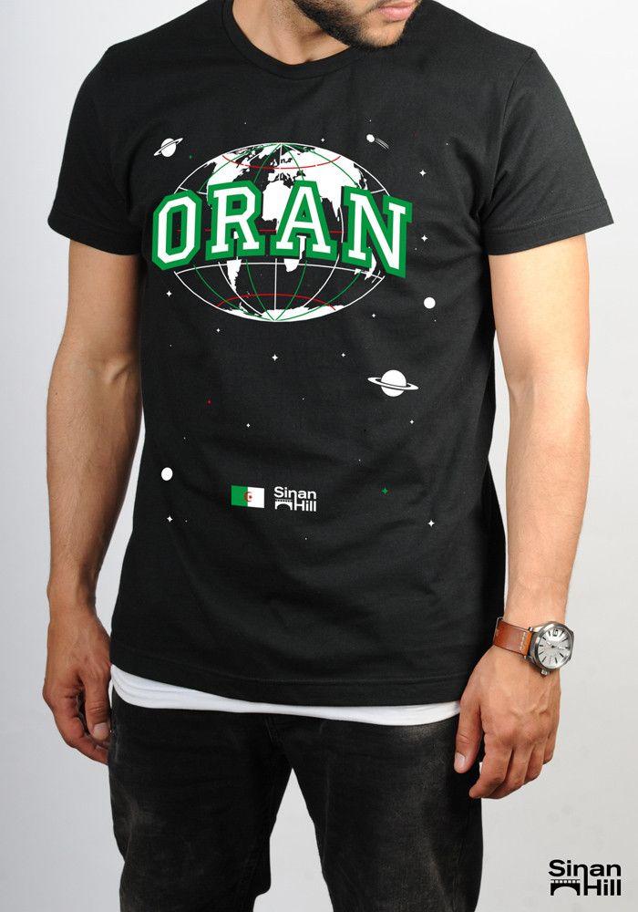"T-shirt ""Oran"" Sinan Hill"
