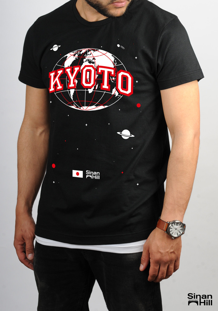 "T-shirt ""Kyoto"" Sinan Hill"
