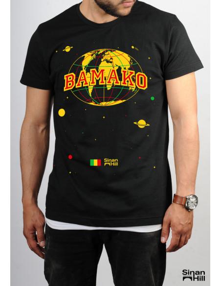 """T-shirt """"Bamako"""" Sinan Hill"""