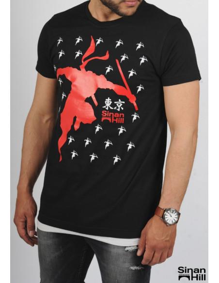 """T-shirt """"Tokyo 2.0"""" Sinan Hill"""