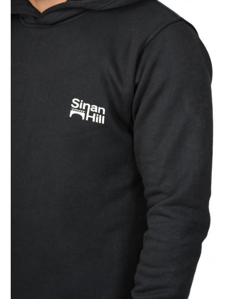 "Sweat capuche ""Black panther"" Sinan Hill"