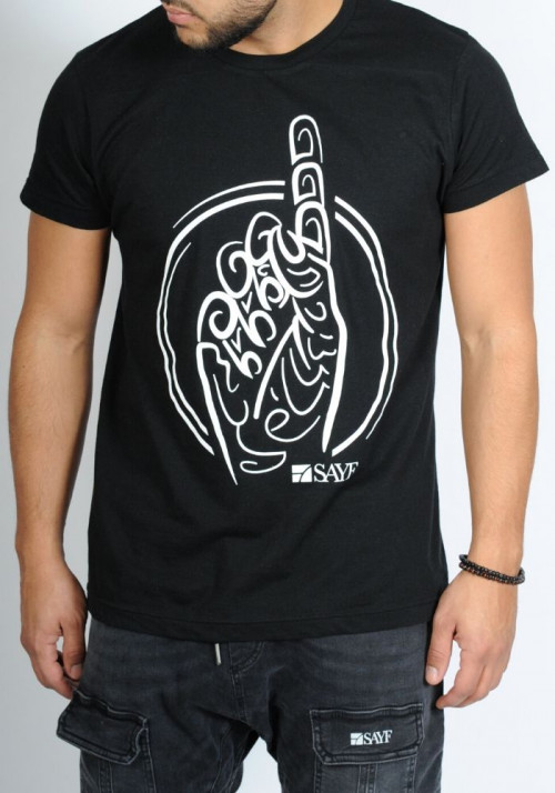 "T-shirt SAYF ""Calligraphie"""