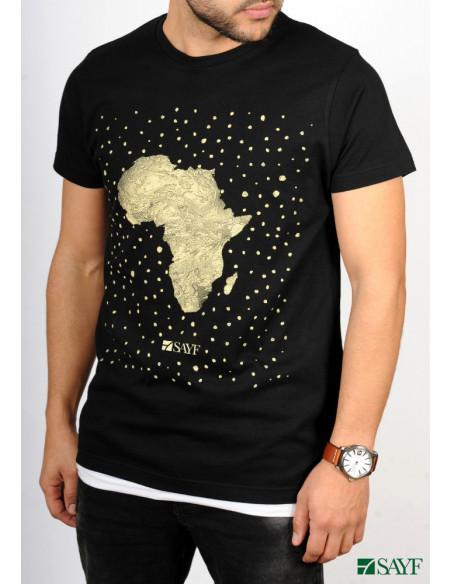 """T-shirt SAYF """"grande Afrique"""""""