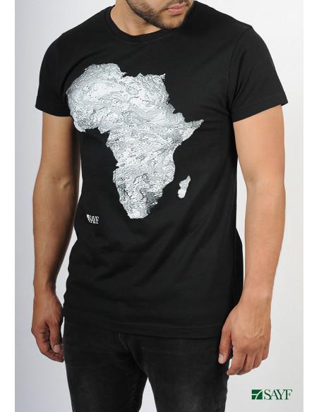 T-shirt SAYF géante Afrique