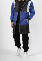 "Qamis windbreaker SAYF ""bluetiful"""