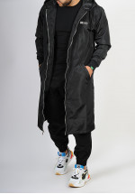 Qamis windbreaker SAYF extra-long