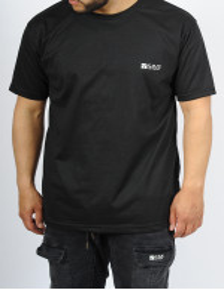 T-shirt oversize SAYF noir