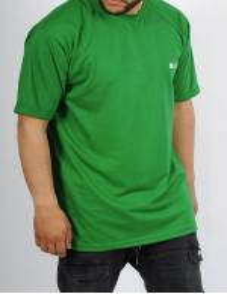 T-shirt oversize SAYF green