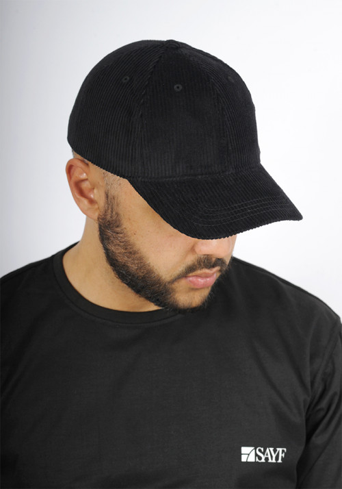 Casquette SAYF off-black