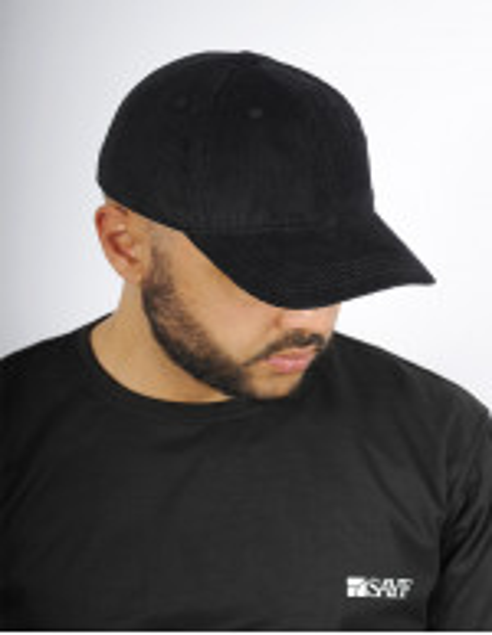 SAYF off-black cap
