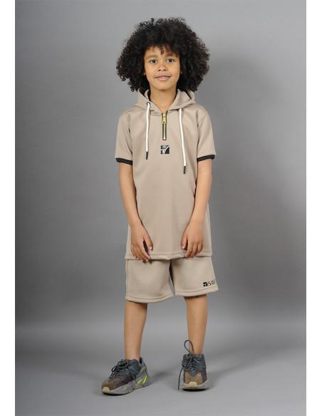 Ensemble enfant SAYF sahara