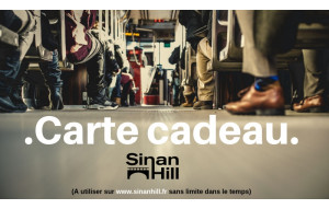 Carte cadeau SINAN HILL freeway